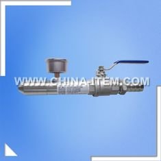 China IEC60529 Ipx5/6 Spray Test Nozzle with High Precision supplier