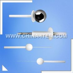 China IEC 60529 Ingress Protection Test Probe Kit of Access Probes supplier